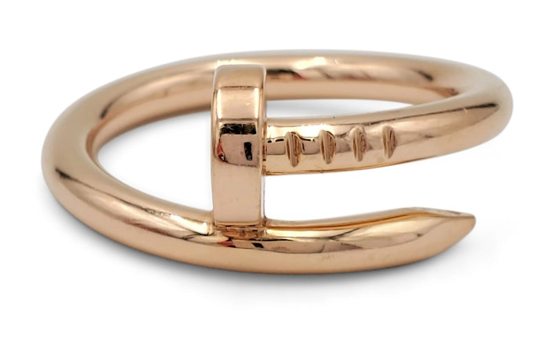 Cartier Juste un Clou Rose Gold Ring