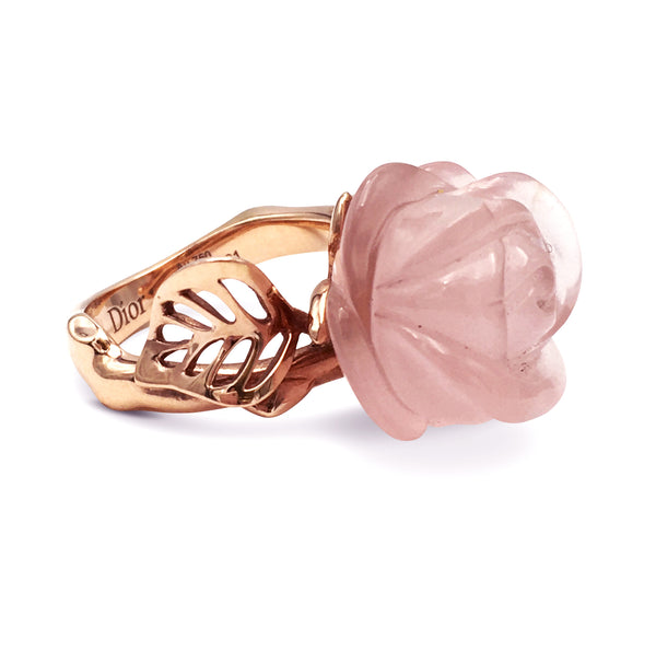 Christian Dior Small Rose Dior Pré Catelan Ring