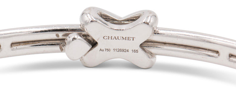 Chaumet Jeux de Leins Gold and Diamond Bracelet