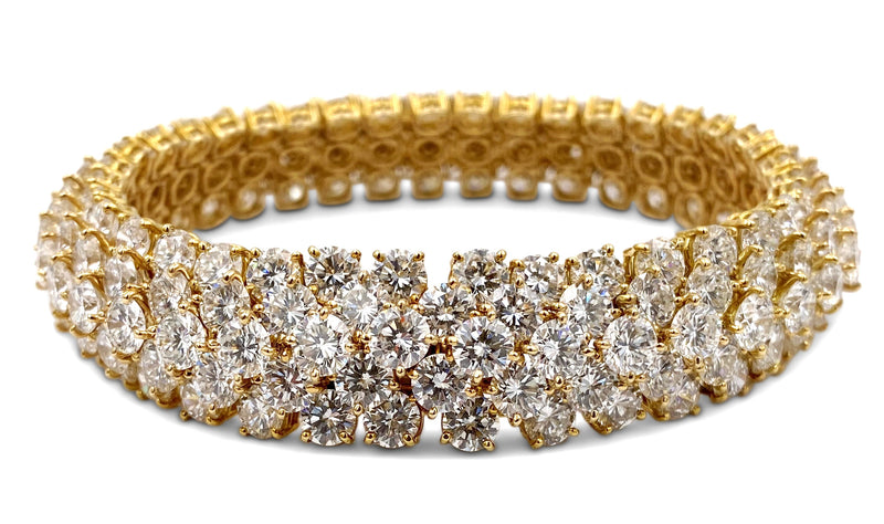 Van Cleef & Arpels À Cheval Diamond Bracelet