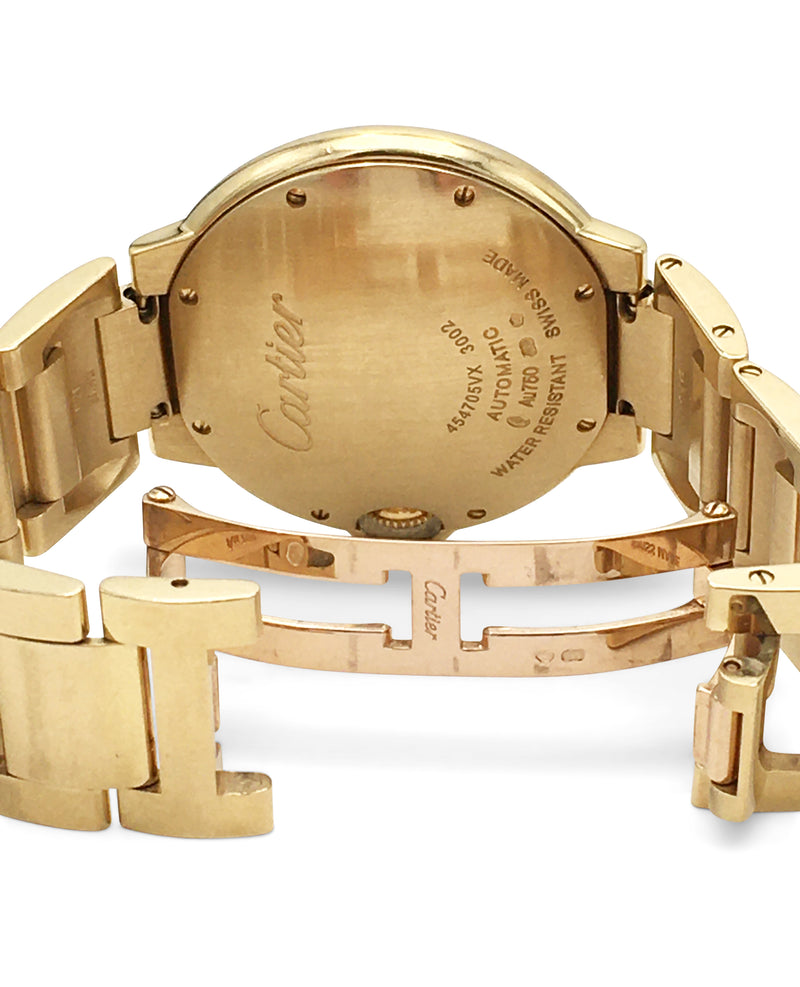 Cartier Ballon Bleu de Cartier Yellow Gold Watch