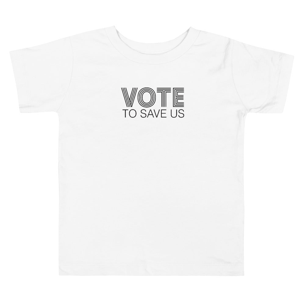Vote To Save Us Jim Moore+V2SU T-Shirt TODDLER
