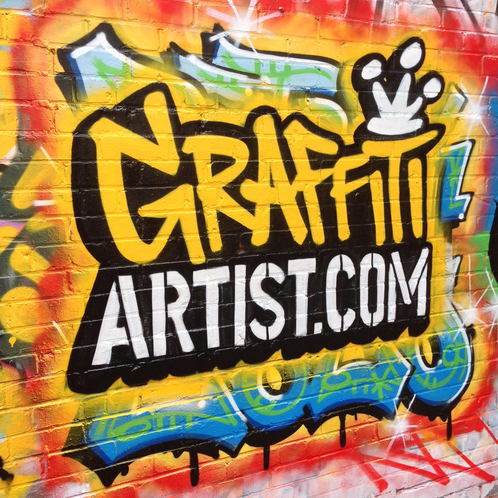 Graffiti Artist for hire and graffiti supplies, team building, parties, you name it!