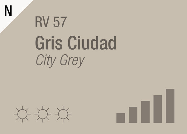 City Grey RV-57