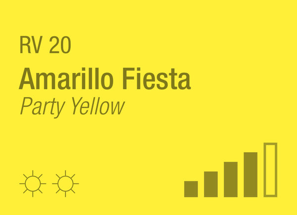Party Yellow RV-20