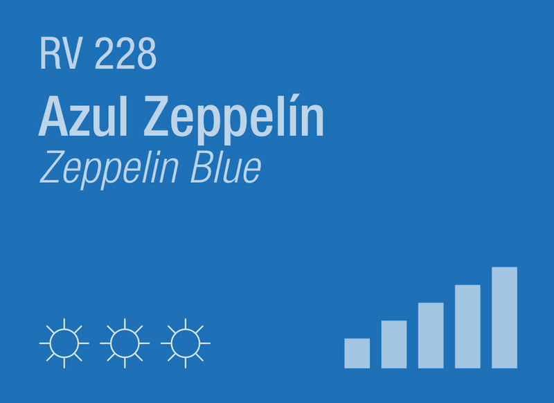 Zeppelin Blue RV-228