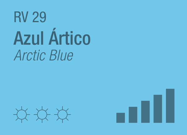 Arctic Blue RV-29