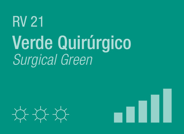 Surgical Green RV-21