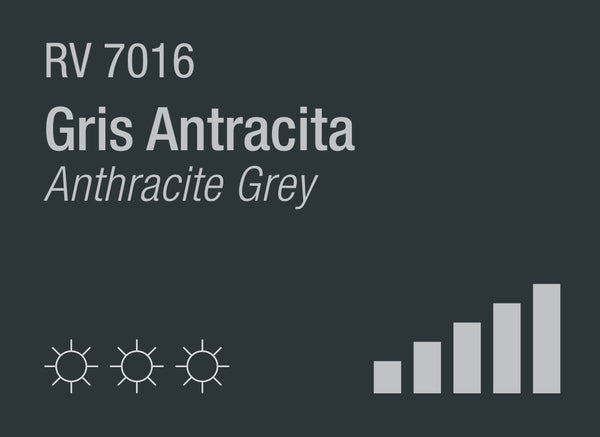 Anthracite Grey RV-7016