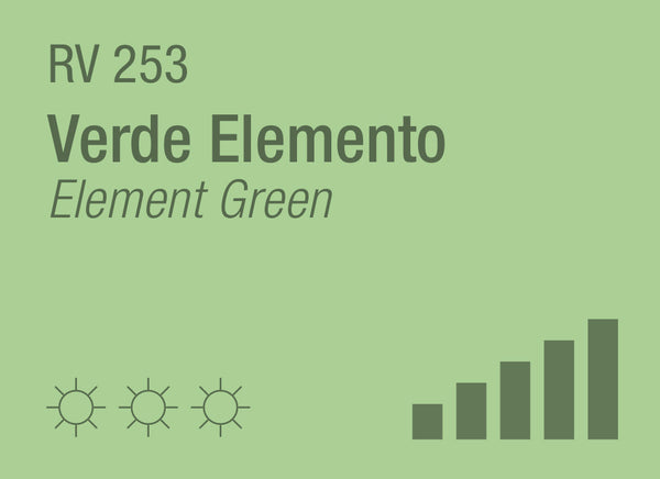 Element Green RV-253