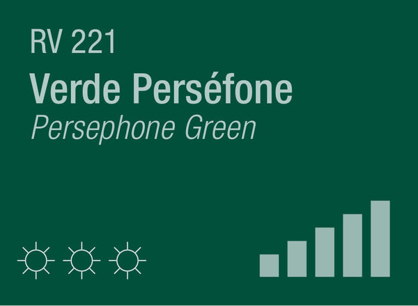 Persephone Green RV-221