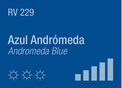 Andromeda Blue RV-229