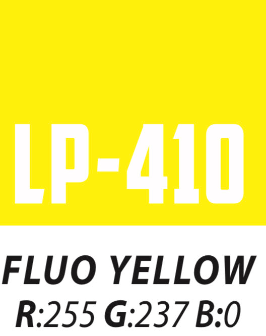 410 Fluorescent Yellow