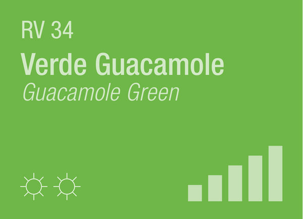 Guacamole Green RV-34
