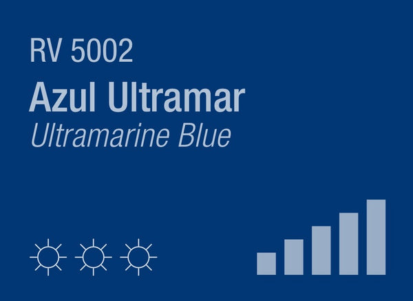 Ultramarine Blue RV-5002