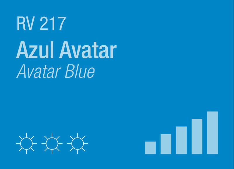 Avatar Blue RV-217