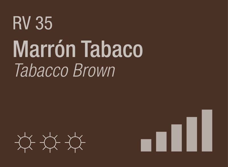 Tobacco Brown RV-35