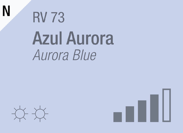 Aurora Blue RV-73