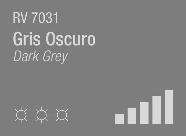 Dark Grey RV-7031