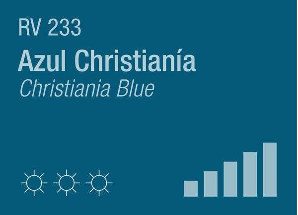 Christiania Blue RV-233