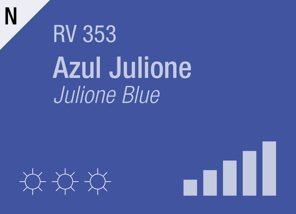 Julione Blue RV-353