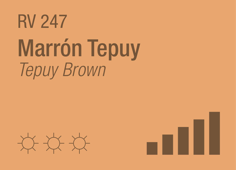 Tepuy Brown RV-247