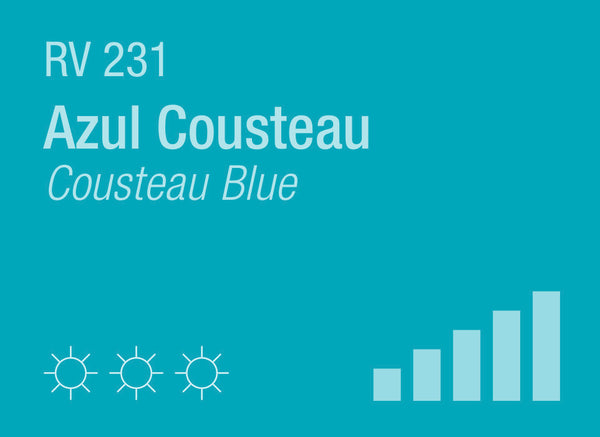 Cousteau Blue RV-231