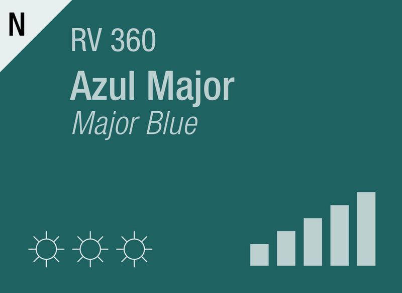 Major Blue RV-360