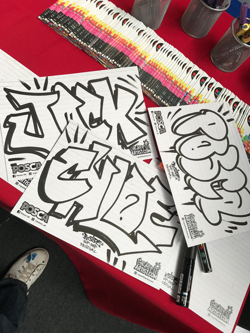Graffiti Workshops