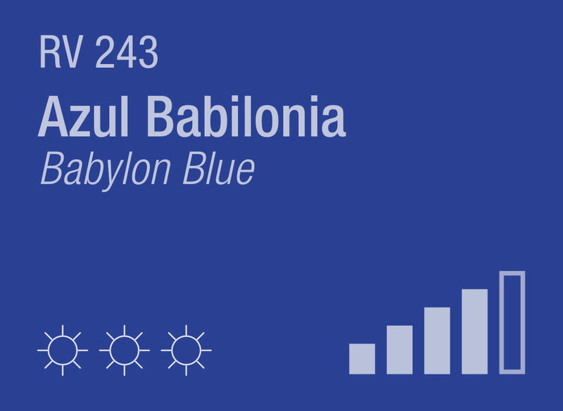 Babylon Blue RV-243