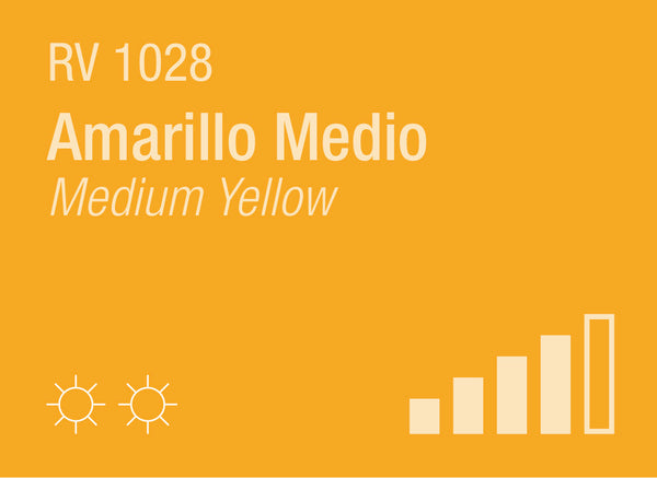 Medium Yellow RV-1028