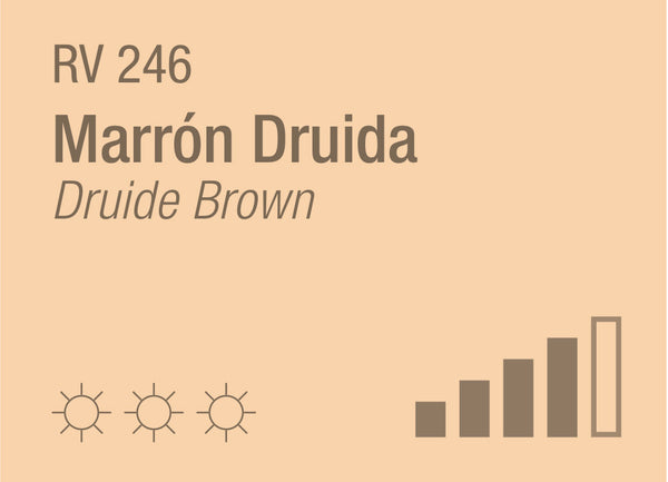 Druide Brown RV-246