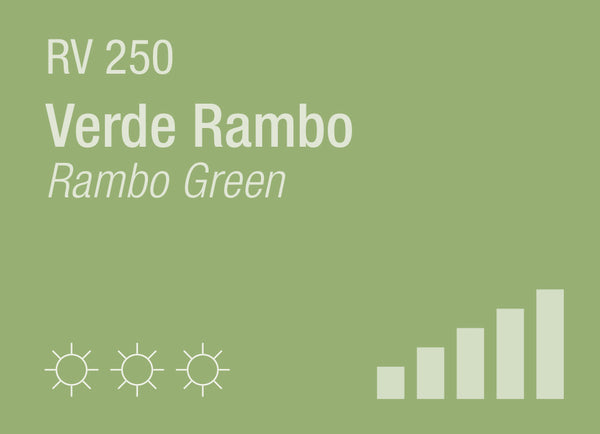 Rambo Green RV-250