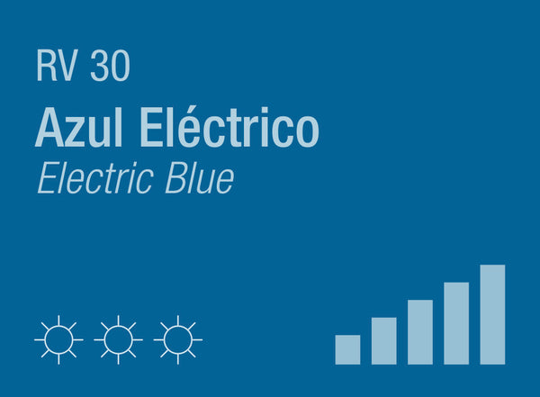 Electric Blue RV-30