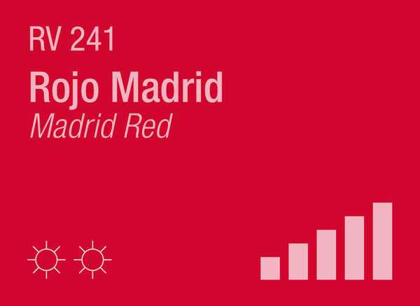 Madrid Red RV-241
