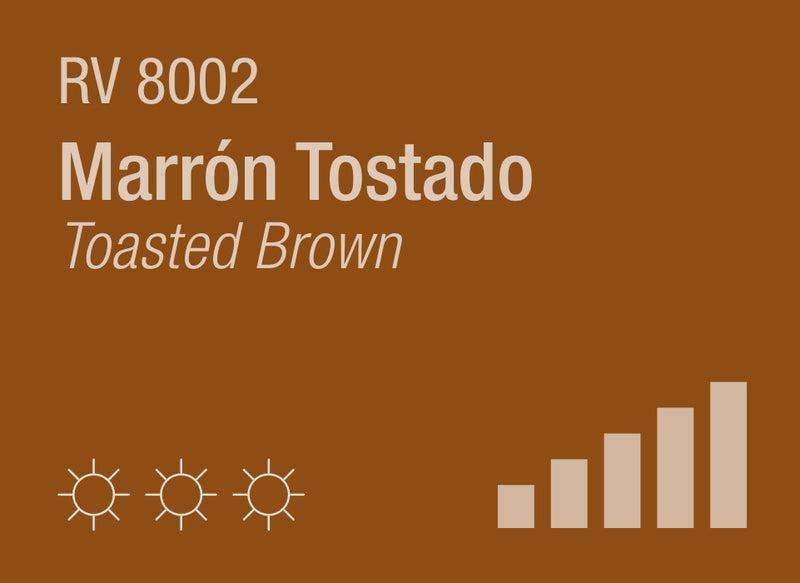 Toasted Brown RV-8002
