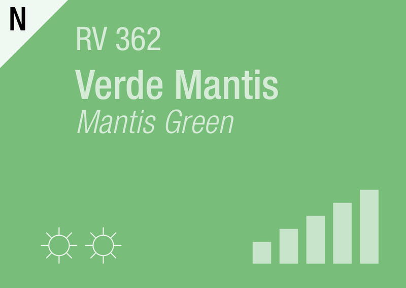 Mantis Green RV-362