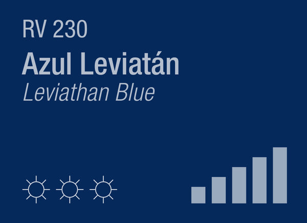 Leviathan Blue RV-230