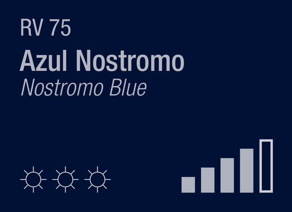 Nostromo Blue RV-75