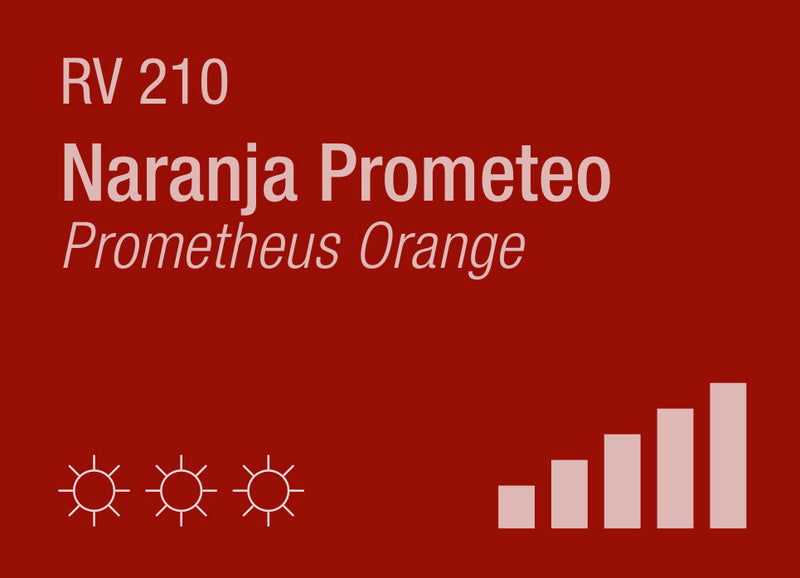 Prometheus Orange RV-210