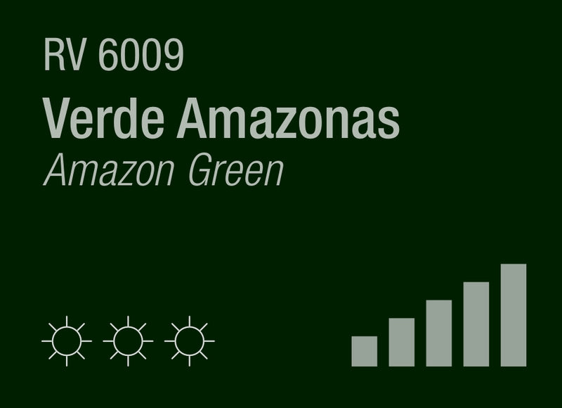 Amazon Green RV-6009