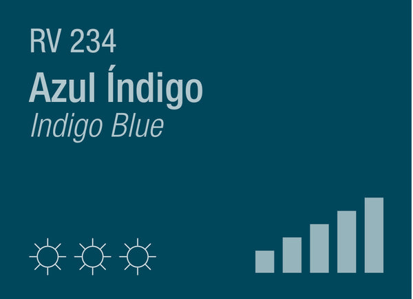 Indigo Blue RV-234