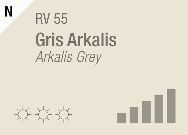 Arkalis Grey RV-55