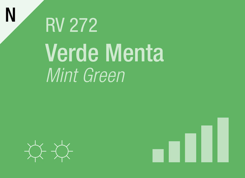Mint Green RV-272