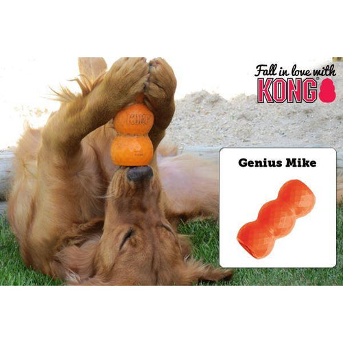 Kong | Genius Mike Dog Toy