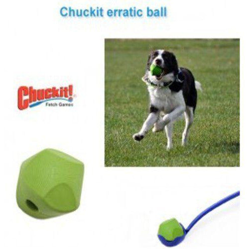 ChuckIt! | Eratic Fetch Ball