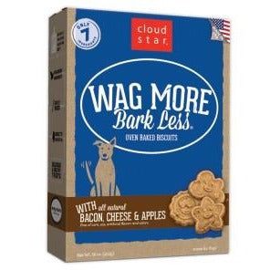 Cloud Star | Wag More Bark Less | Oven Baked Treats