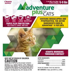 Adventure Plus For Cats