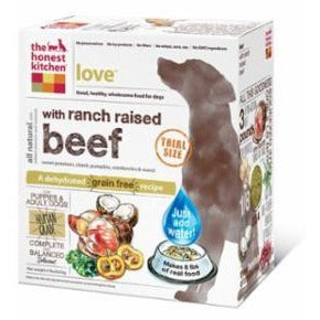 The Honest Kitchen-grain free dog food