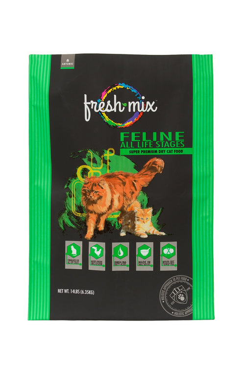 Artemis | Fresh Mix All Life Stages | Dry Cat Food